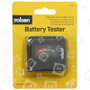 Tester Batteria Universale Rolson