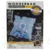 Sacs Aspirateur Wonderbag Universel En Microfibres (Paquet De 5) Rowenta