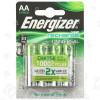 Caricatore Batterie Universale Aa - Pacco Da 4 Energizer