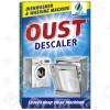 Anticalcare : Lavastoviglie E Lavatrice (2 Sacchetti X 50 Ml ) Oust