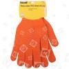 Gants De Travail En Polycoton / PVC -Grande Taille- Rolson