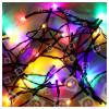 Guirlande De Noël De 50 Lumières Led Multicolore Minuterie- A Piles - The Christmas Workshop