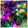 100 Luci LED Multicolore Con Timer- Batteria The Christmas Workshop