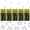 Electruepart Pilas Ultra Alcalinas AAA/LR03 ERepuestos - Pack De 20