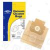 Sacchetto Aspirapolvere (pacco Da 5) - Tipo: E37 Alfatec