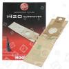 Sacchetto Per Aspirapolvere H20 (pacco Da 5) Hoover