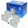 Samsung Wasserfilterpatrone - Kompatibel Mit BRITA Maxtra (4er-Packung)
