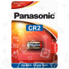Pile Lithium Appareil Photo CR2 Panasonic