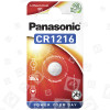 Panasonic CR 1216 Knopfzelle