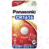 Panasonic CR1616 Knopfzelle