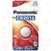 Pile Bouton Lithium CR2016 Panasonic