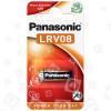 Piles Alcalines LRV08 - Boîte De 10 Blisters- Panasonic