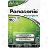 Panasonic AAA Wiederaufladbare Batterien