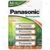 Batterie Ricaricabili AA Panasonic