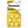 Panasonic PR10 Hörgerätebatterie