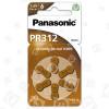 Batería Para Audífonos PR312 Panasonic