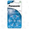 Panasonic Hörgerät Batterie