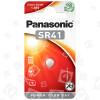 Panasonic SR41 Silberoxid-Knopfzelle