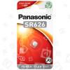 Pila De Botón SR626 Silver Oxide Panasonic