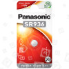 Panasonic SR936SW Analoguhr Batterie