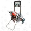 Gardena Schlauchwagen Aquaroll M Easy Metall Set
