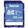 Tarjeta De Memoria SDHC Rápida - 16GB - Clase 10 Hama