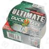 Duck Tape 25m Gaffer Gewebe-Klebeband - Klarsichtig