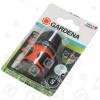 "Raccordo Water Stop - 13mm (1/2"") - 15mm (5/8"") Gardena"