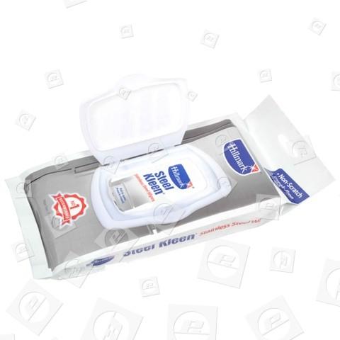 Detergente E Repellente Per L'acciaio Inox SteelKleen Ezi-Wipes Maytag