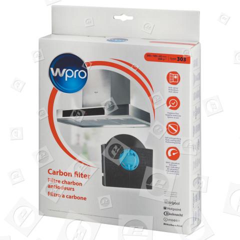 Wpro CHF303 Aktivkohlefilter Für Dunstabzugshauben