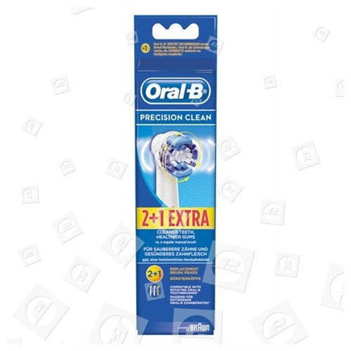 Testine Spazzolino EB20-33 Oral B