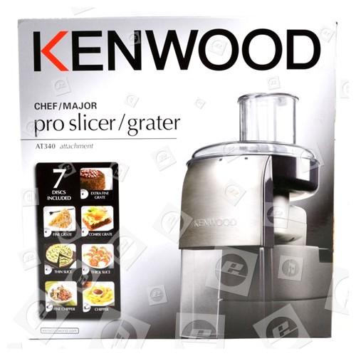 Kenwood AT340 Schnitzelwerk-Aufsatz