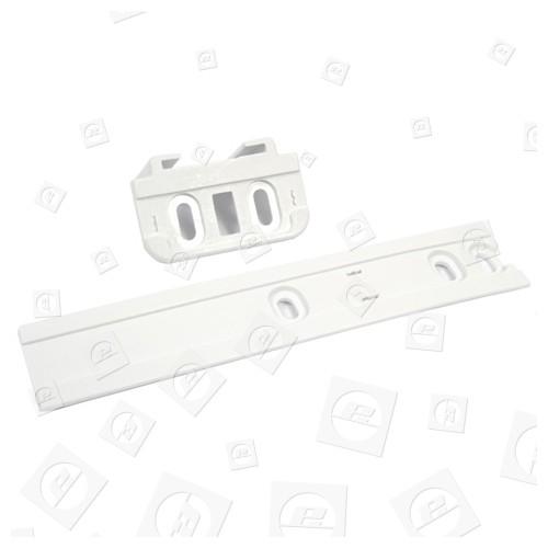 Fagor Einbau-Kühl-/Gefrierschrank-Dekortür-Schienenkit