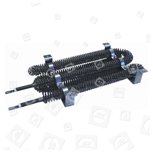 Tubular Heater 2700W/230V Baur Versand