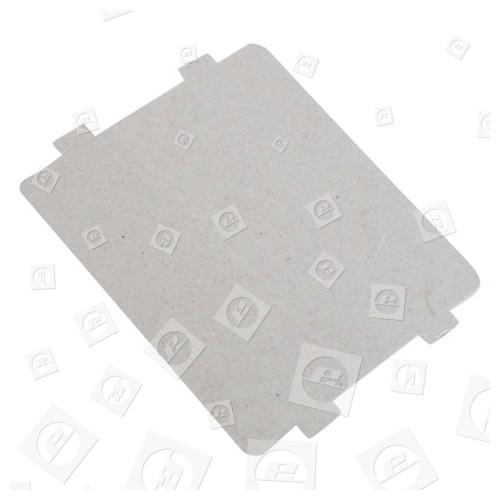 Bosch Neff Siemens Mikrowellen-Wellenleiterabdeckung : 100x120mm (inkl. Seitenlaschen)