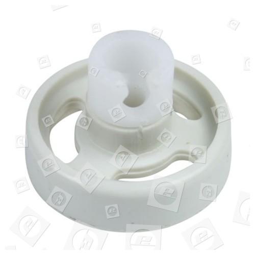 Hoover Spülmaschine Geschirrkorb Rolle - Unten