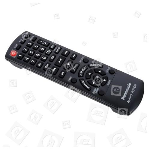N2QAYB000640 Telecomando Sistema Hi-Fi Panasonic