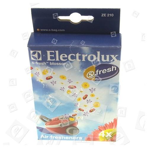 Deodorante Ambiente ZE210 - Fresca Fioritura (pacco Da 4) Electrolux