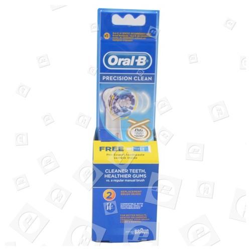 Testine Dello Spazzolino Elettrico Oral B