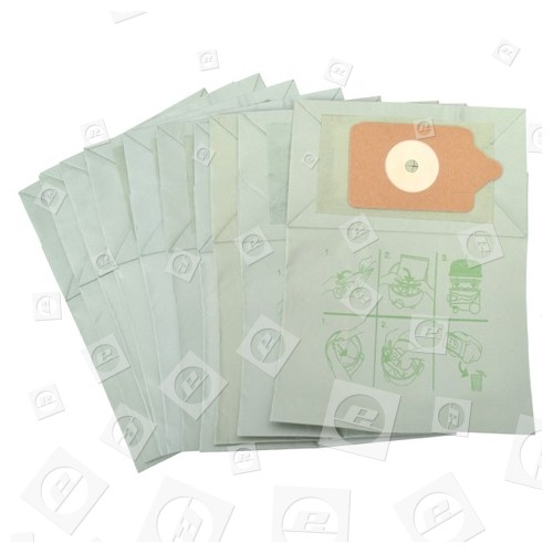 NVM-1CH Papier-Staubsaugerbeutel (10er Pack)