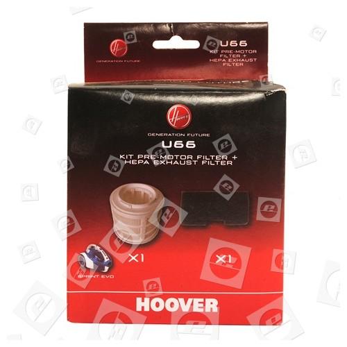 Filtro HEPA Aspirapolvere Hoover