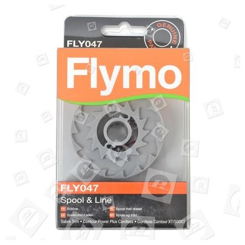 Bobine Et Fil FLY047 Pour Coupe-bordures Flymo