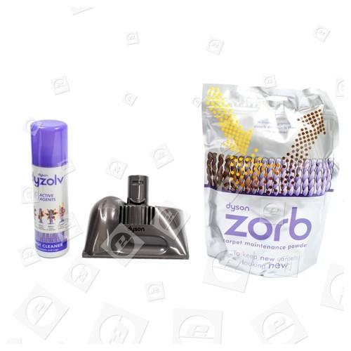 Dyzolv /Zorb Kit Di Pulizia Dyson