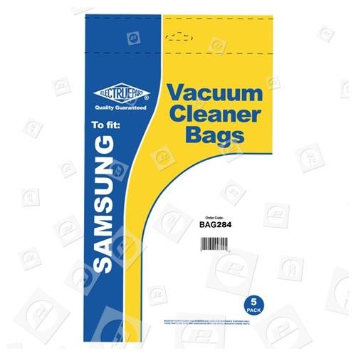 Electrolux VC Filter-Flo Synthetische Staubsaugerbeutel (5er-Pack) - BAG284