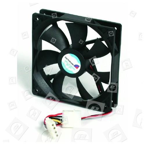 StarTech 12cm PC Case Cooling Fan With Internal Power Connectors