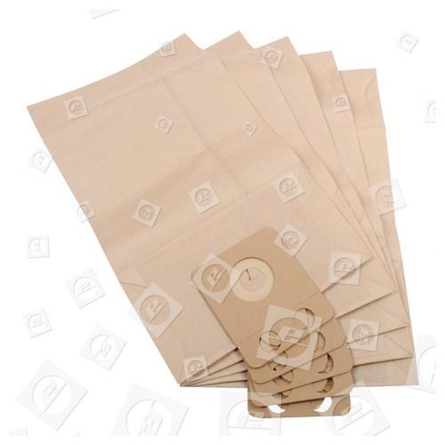 Alto GD Papierstaubsaugerbeutel (5er Pack)