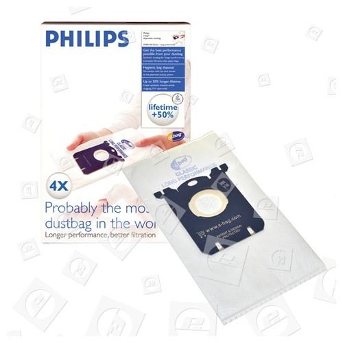 Sacchetto Per Aspirapolvere A S (pacco Da 4) Philips