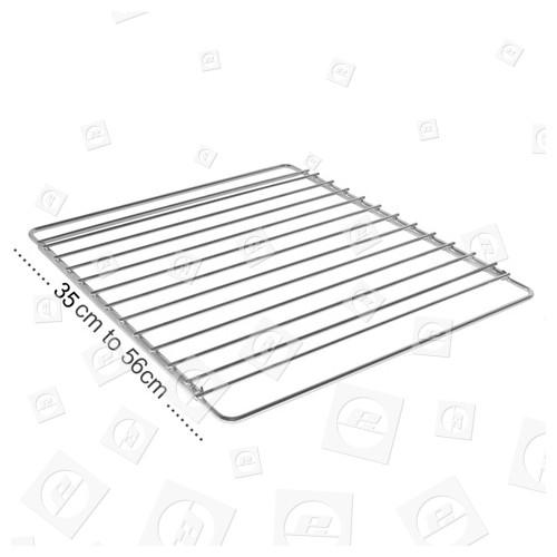 Verstellbarer Backofen-Gitterrost (350mm Bis 560mm Breit X 320mm Tief)