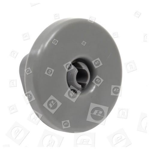 8 x Lave-Vaisselle Inférieur Bas Panier Gris Roues Pour AEG Electrolux Zanussi Zanker