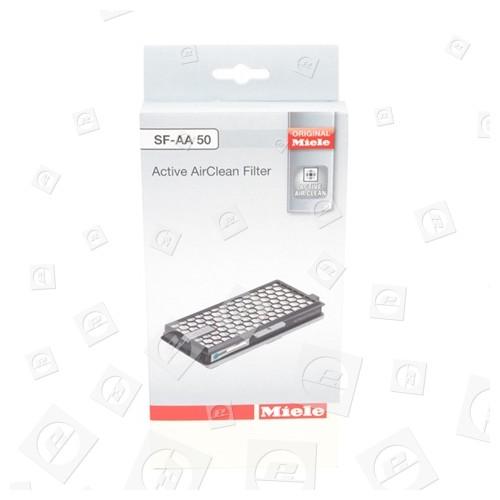 Filtro Carbone Attivo Aria Pulita SF-AA50 Aspirapolvere Miele
